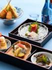 夏の晩酌おつまみセット [日本料理『たけはし』]