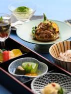 夏の滋養御膳 [日本料理『たけはし』]