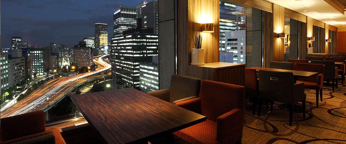 KKRホテル東京 ラウンジバー リラ