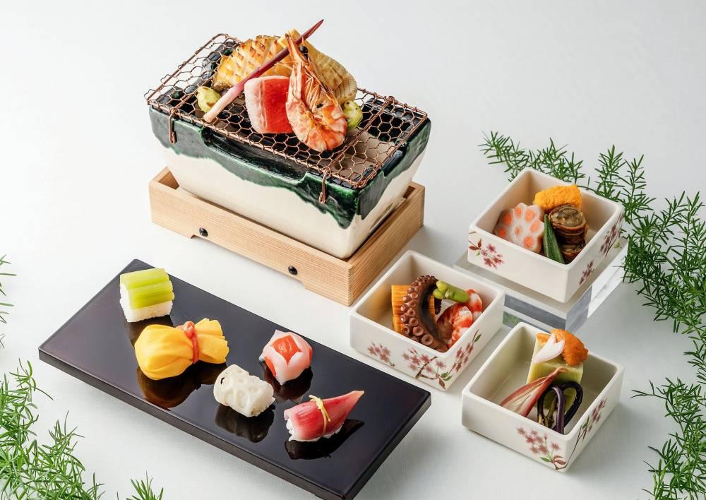 日本料理 オリジナル