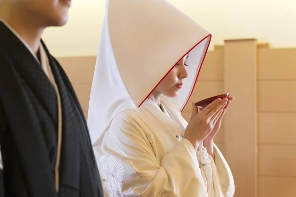 【和婚】神前式+衣裳+写真+会食+着付【6名32万円】